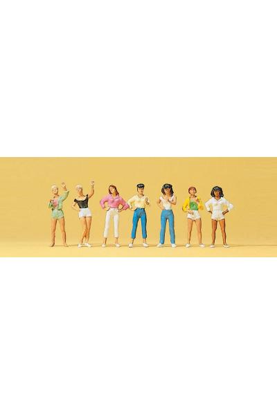 Preiser 10258 Девочки 1/87