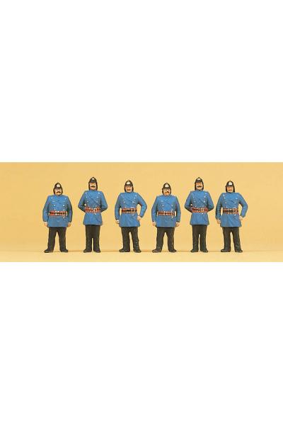 Preiser 12102 Пожарные 1/87
