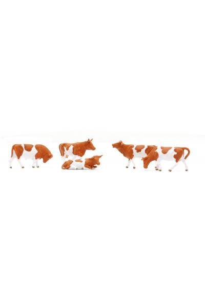 Preiser 14155 Коровы 1/87