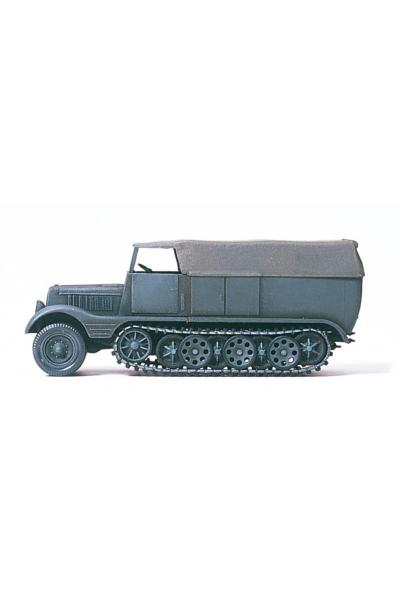 Preiser 16538 Zugmaschine 3t (SdKfz 11)Deutsches Reich 1939-45    1/87