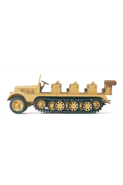 Preiser 16544 Halbketten-Zugmaschine 3t 1/87