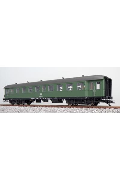 ESU 36102 Вагон пассажирский By(e) 667 28-11 372-0 DB Epoche IV 1/87