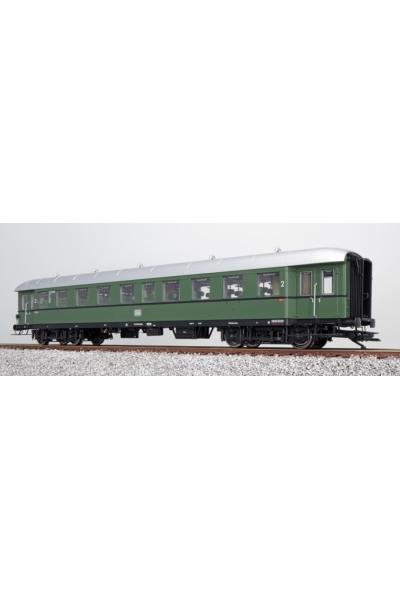 ESU 36106 Вагон пассажирский B4ye-36/50 73430-Hmb DB Epoche III 1/87