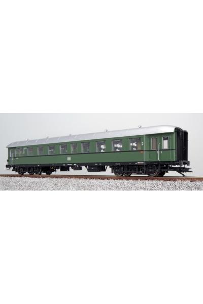 ESU 36108 Вагон пассажирский B4ye-36/50 73585-Hmb DB Epoche III 1/87