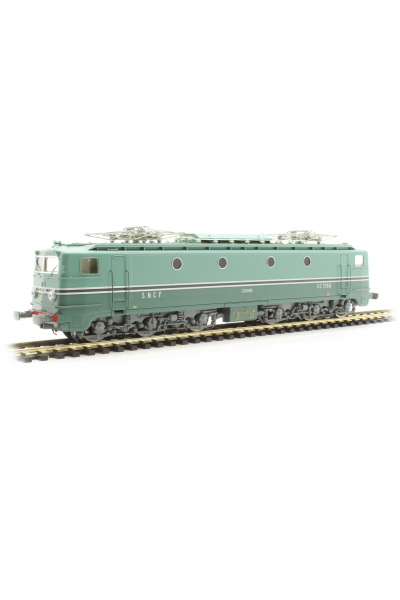 Ree JM-001S Электровоз CC 7100 SNCF Epoche III 1/87