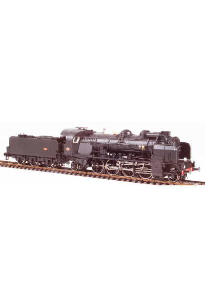 Ree MB-128 Паровоз 5-141 E 234 SNCF Epoche III 1/87