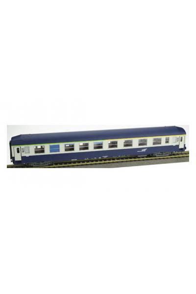Ree VB-192 Вагон пассажирский UIC A4C4B5C5 SNCF Epoche V 1/87