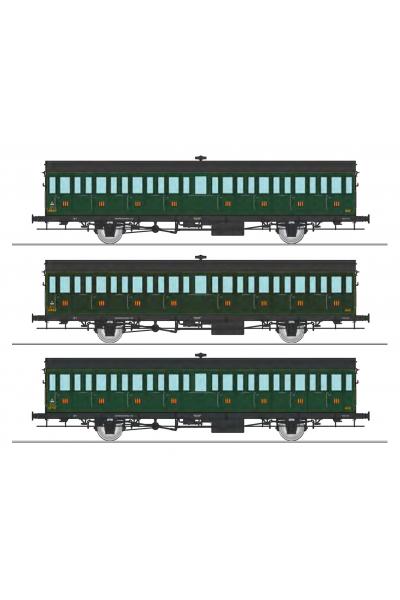 Ree VB-284 Набор вагонов MIDI Epoche II 1/87