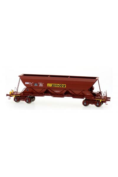 Ree WB-568 Вагон EX T1 SIMOTRA N°33 87 690 1 959-1 SNCF Epoche V 1/87