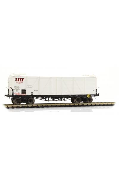 Ree WB-582 Вагон FRIGO TP STEF Epoche III 1/87