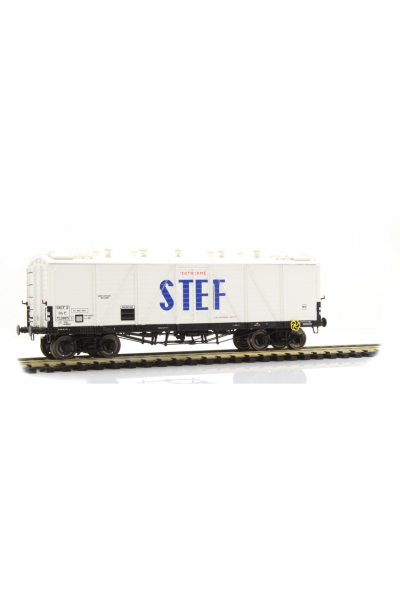 Ree WB-584 Вагон FRIGO TP Aerator STEF SNCF Epoche III 1/87
