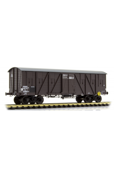 Ree WB522 Вагон TP Kwy 379803 SNCF Epoche III 1/87