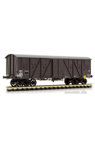 Ree WB523 Вагон TP Lyw 417826 SNCF Epoche III 1/87