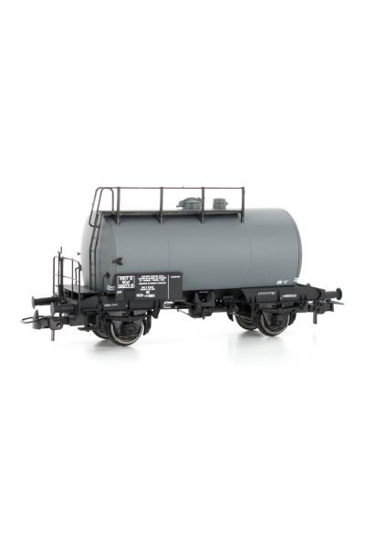 Ree WBE-004 Вагон цистерна SCwf 595771 SNCF Epoche III 1/87