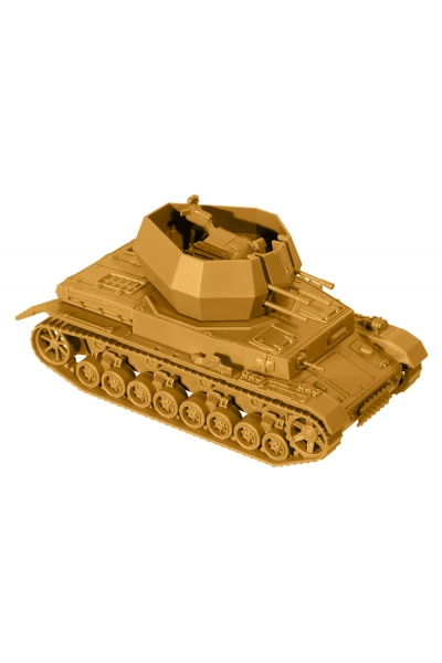 Roco 05056 Зенитная установка Wirbelwind Wehrmacht Epoche II 1/87