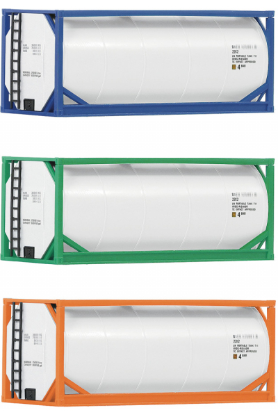 Roco 05216 Набор контейнеров 3шт 1/87 RO