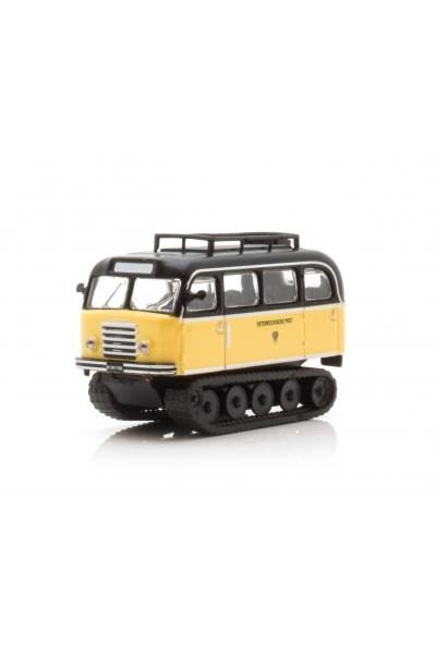 Roco 05383 Автобус Hacker-Lohner Mortormuli Osterreichischen Post Epoche III 1/87