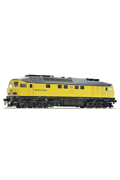Roco 36284 Тепловоз 234 Deutschen Bahn AG ЗВУК DCC DB AG Epoche VI 1/120 RO