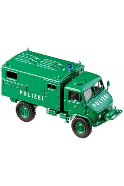 Roco 4104 Unimog S 404 Polizei 1/87