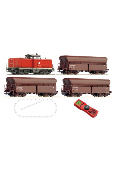 Roco 41365 Цифровой стартовый набор VRh2048+3 вагона Epoche V 1/87