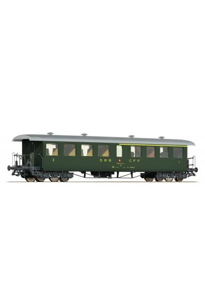 Roco 44730 Вагон пассажирский  ABi Seetalbahn SBB Epoche IV 1/87 VN