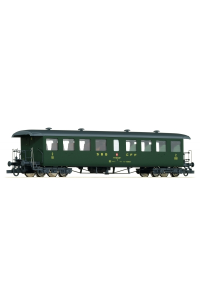 Roco 44731 Вагон пассажирский Bi Seetalbahn SBB Epoche IV 1/87 VN