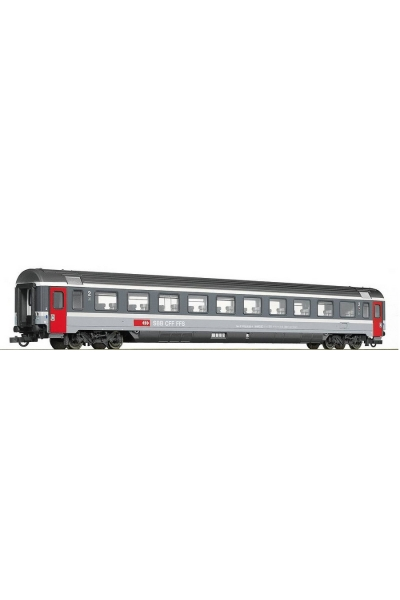 Roco 44770 Вагон пассажирский Eurofima 2кл.SBB Epoche V 1/87