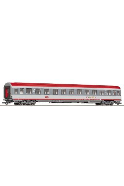 Roco 45841 Вагон пассажирский Bmz Kinderkino OBB Epoche V 1/87