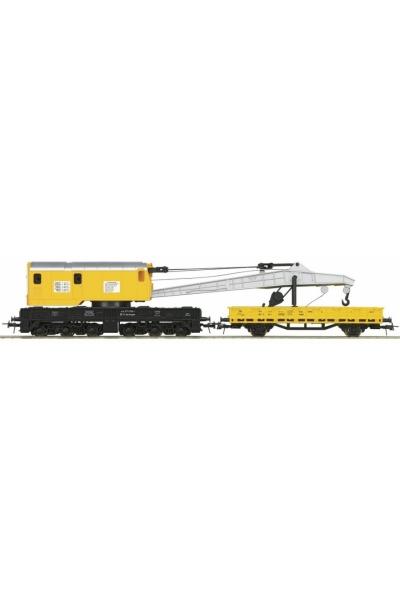 Roco 46331 Кран железнодорожный DB AG Epoche V 1/87