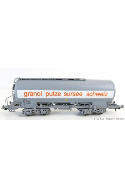 Roco 46979 Вагон цистерна Granol Putze SBB Epoche V 1/87