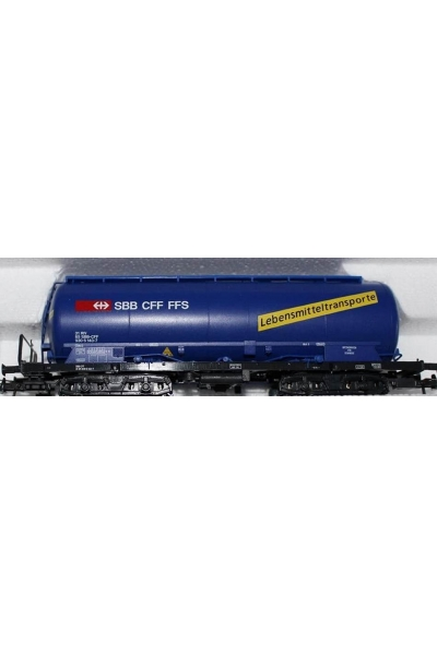Roco 46987 Вагон цистерна Uacs SBB Epoche V 1/87