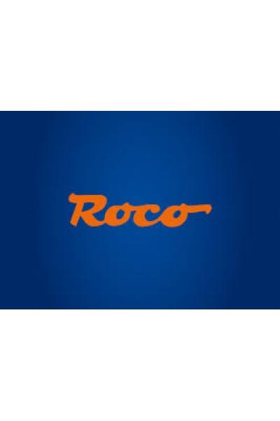 Roco 47624 Платформа с контейнером H.F.WIEBE PRIVAT Epoche V 1/87