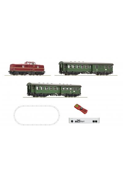 Roco 51295 Цифровой стартовый набор z21 BR 280 DB Epoche IV 1/87 RO
