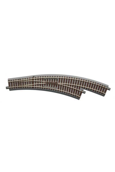 Roco  61155  Стрелка радиусная правая BWR3/4