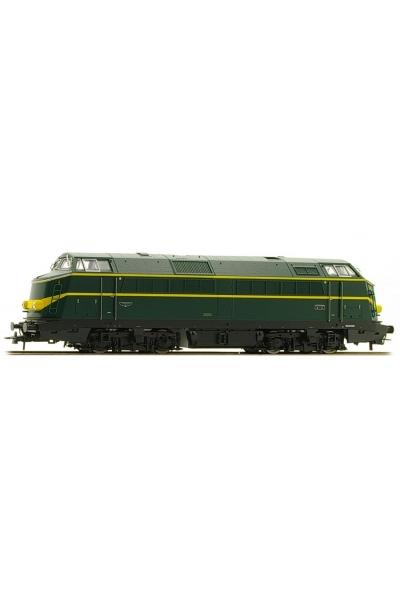 Roco 62822 Тепловоз Serie 60 SNCB Epoche III 1/87