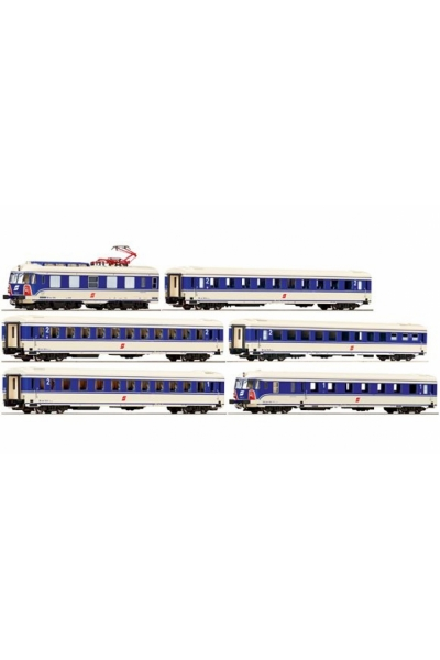 Roco 63040 Электропоезд 4010 014-1 OBB Epoche IV-V 1/87