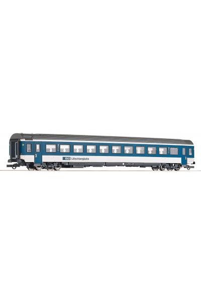 Roco 64259 Вагон пассажирский 2кл EW IV BLS Epoche V 1/87
