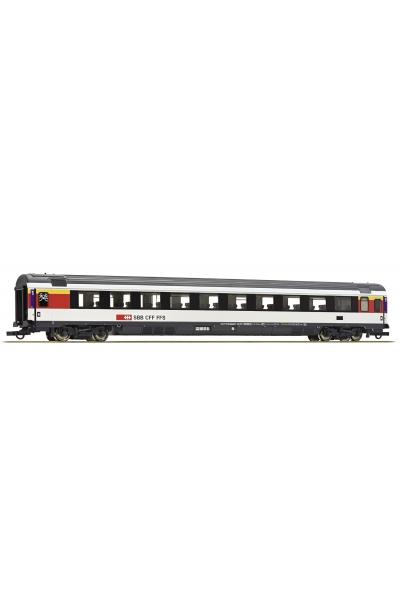 Roco 64399 Пассажирский вагон EC 1 класс SBB Epoche VI 1/87 RO