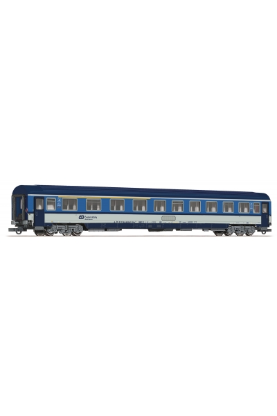 Roco 64643 Вагон пассажирский Abmz 1/2кл Eurofima CD Epoche VI 1/87