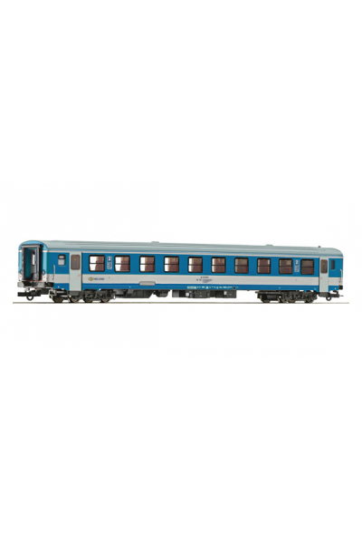 Roco 64658 Вагон пассажирский Bpmee 2 класс MAV Epoche VI 1/87 RO