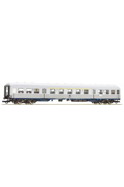 Roco 64660 Вагон пассажирский Silberling DB Epoche IV 1/87 RO