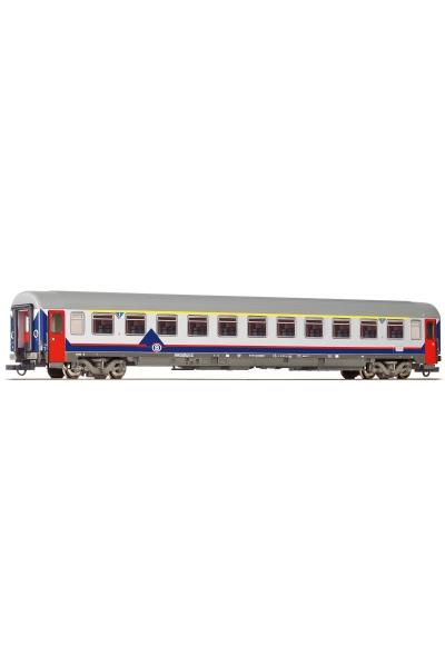 Roco 64683 Вагон пассажирский Eurofima SNCB Epoche V 1/87