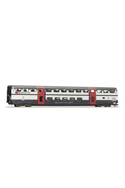 Roco 64852 Вагон пассажирский Typ B IC 2000 SBB/CFF/FFS Epoche V-VI 1/87 RO