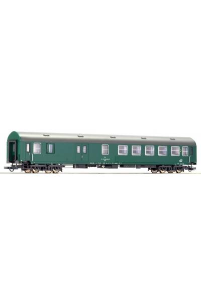 Roco 64874 Вагон пассажирский с багажным отделением Y/B-70 CD Epoche V 1/87