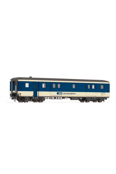 Roco 67838 Вагон багажный EW II BLS Epoche V 1/87