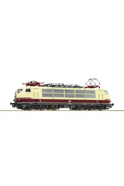 Roco 70211 Электровоз 103 195-4 DB ЗВУК DCC Epoche IV 1/87 RO
