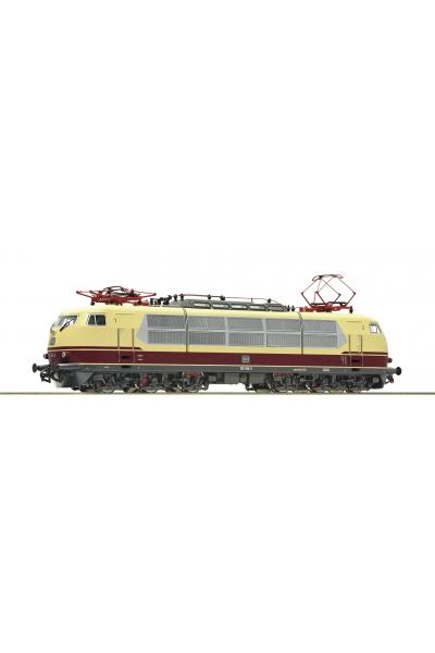 Roco 70213 Электровоз 103 DB ЗВУК DCC Epoche IV 1/87