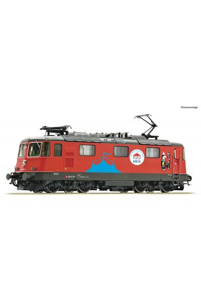 Roco 71402 Электровоз 420 294-1 SBB ЗВУК DCC Epoche VI 1/87 VN