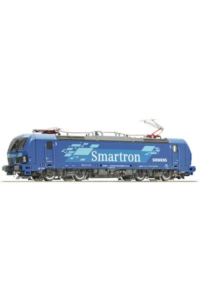 Roco 71936 Электровоз 192 002 Smartron Siemens Privat Epoche VI 1/87