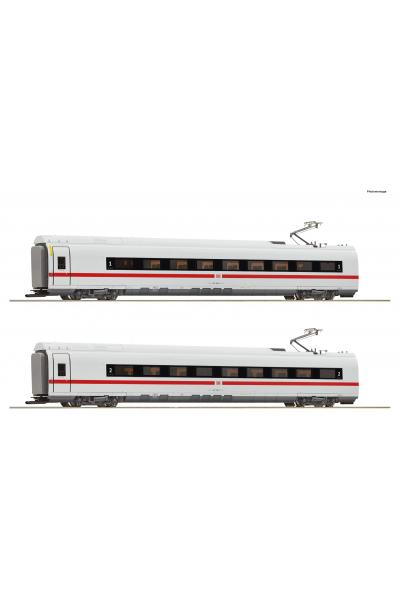 Roco 72096 Набор вагонов ICE-Triebzug 407 DB AG Epocha VI 1/87